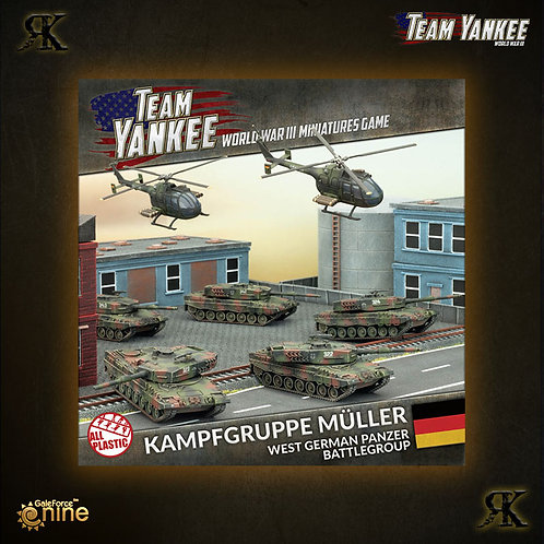 Kampfgruppe Muller (German Army Deal)