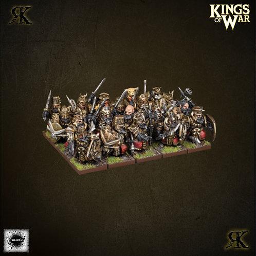 Blacksouls Regiment