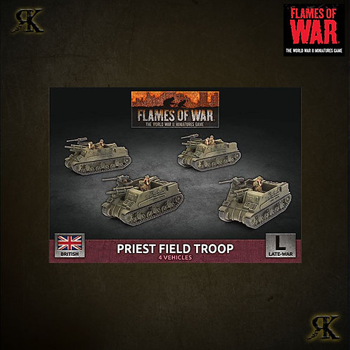 Priest Field Troop