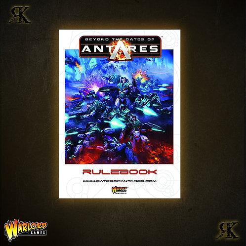 Beyond the Gates of Antares Hardback Rulebook
