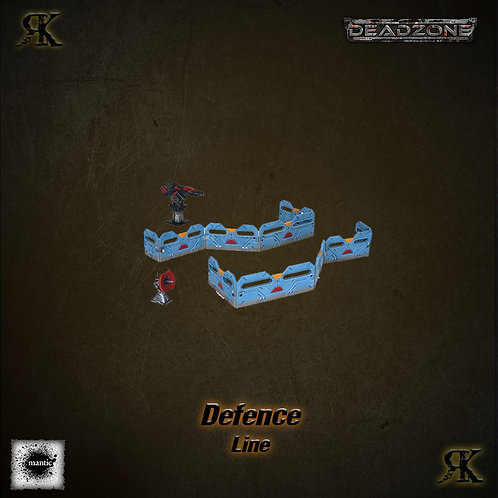 Battlezones - Sci-Fi Defence Lines
