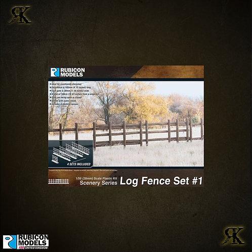 283001 - Log Fence Set #1