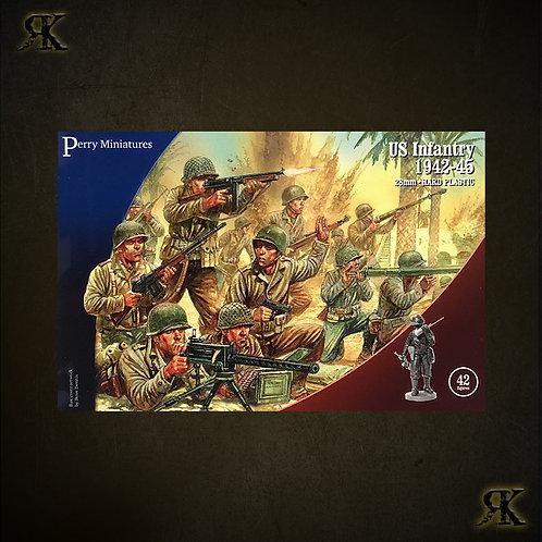 US Infantry (Plastic Box)