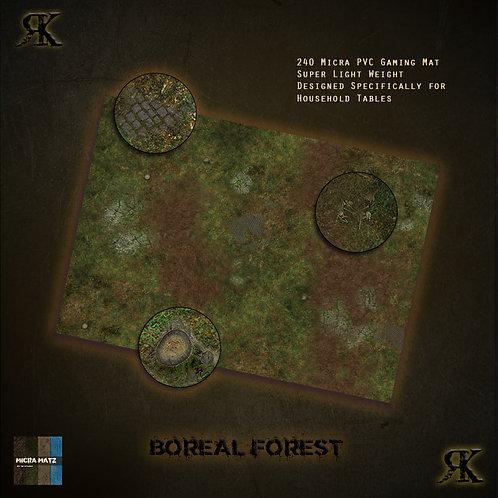 Boreal Forest Battlemat