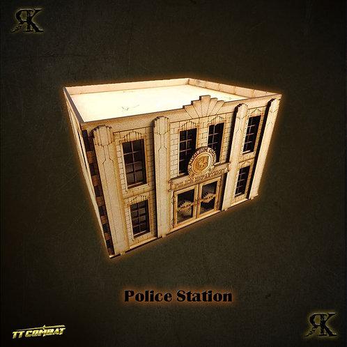 Police Station (28/32mm)