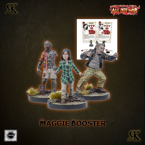 Maggie Booster