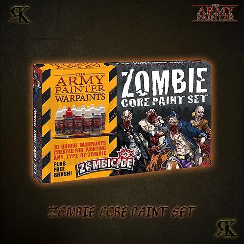 Zombie Core Paint Set
