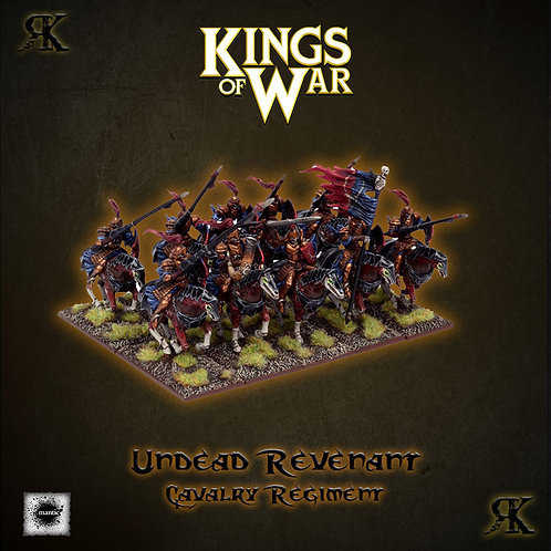 Undead Revenant Cavalry Regiment