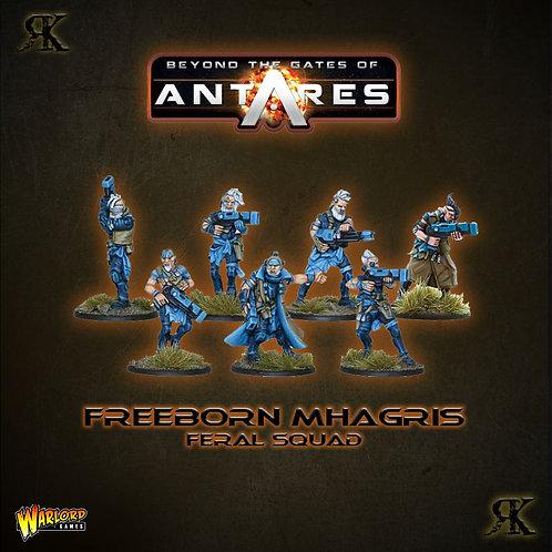 Freeborn Mhagris Feral Squad