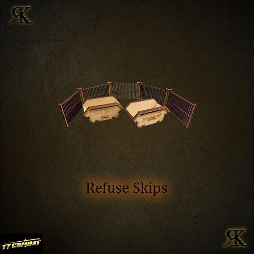 Refuse Skips