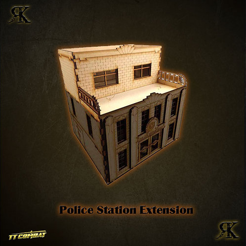 Police Station Extension (28/32mm)