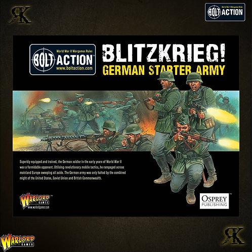 Blitzkrieg German Starter Army