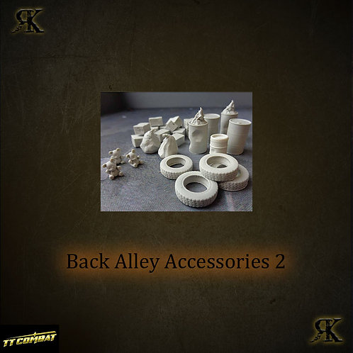 Back Alley Accessories 2
