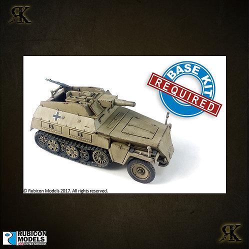SdKfz 250/251 Expansion Set- SdKfz 250/8 & 251/9 Stummel