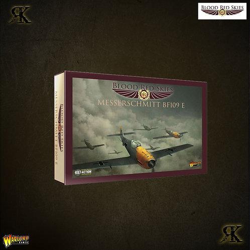 German BF-109 6 Plane Squadron