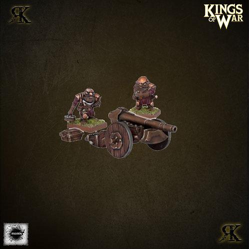 Ironbelcher Cannon / Organ Gun