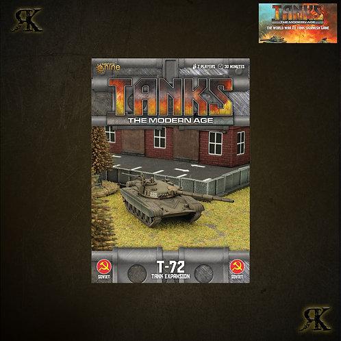 Soviet T-72 Expansion