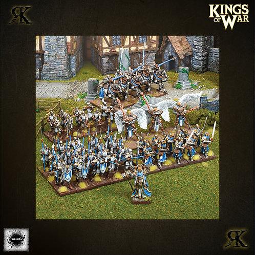 Basilean Army (new)