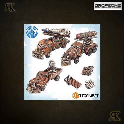 Storm / Thunder Wagons