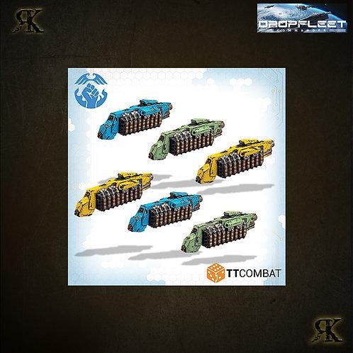 Resistance Lighters: Seneca Detonator