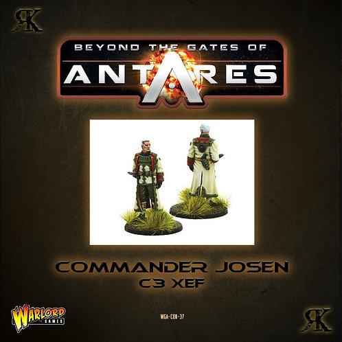 Commander Josen C3 XEF