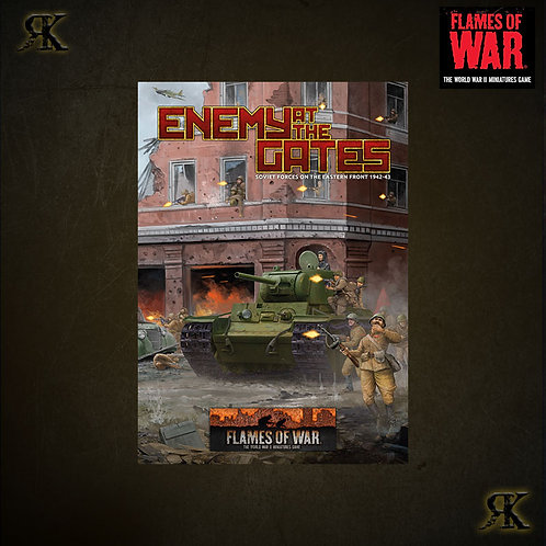 Enemy at the Gates: Soviet Forces on the Eastern Front 1942-43