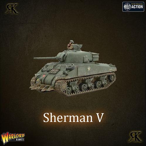 Sherman V (Plastic)