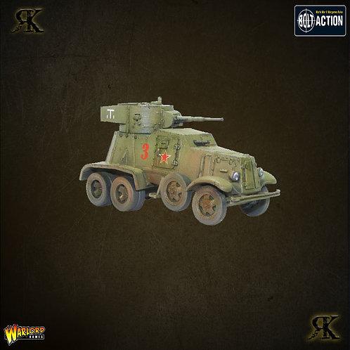 BA-6 Armoured Car