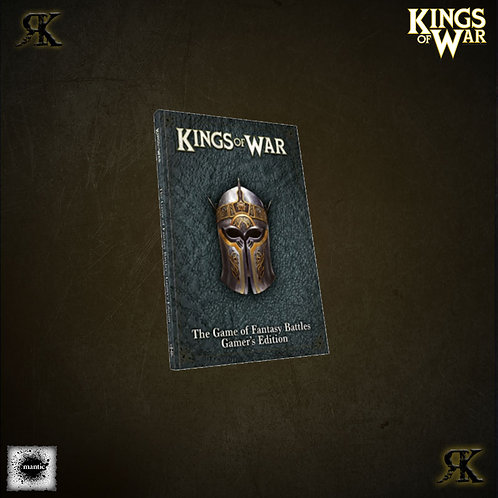 Kings of War Gamer's Edition