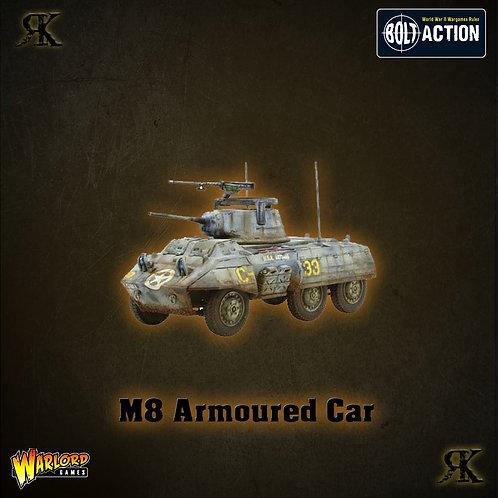M8/M20 Greyhound Scout Car (Plastic Box)