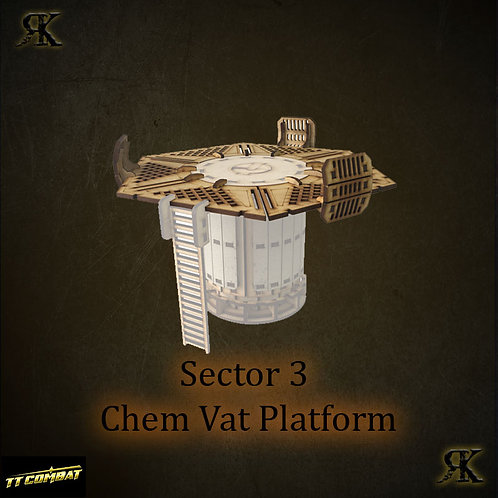 Sector 3 Chem Vat Platform