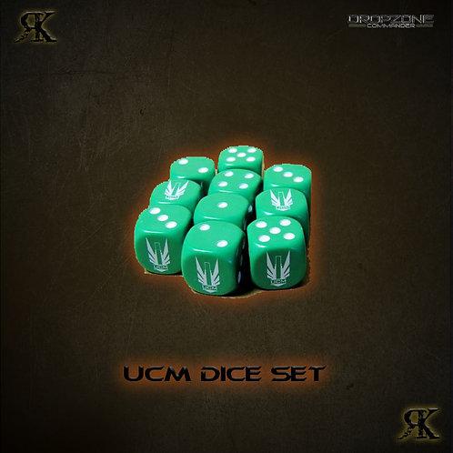 UCM Dice Set