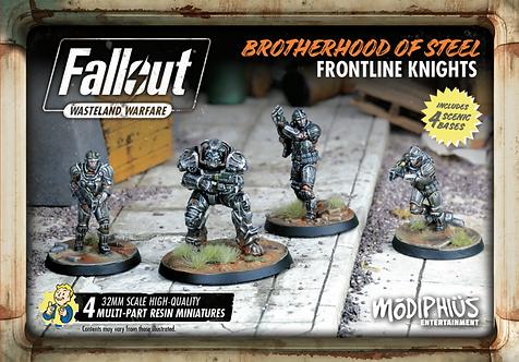 Brotherhood of Steel Frontline Knights