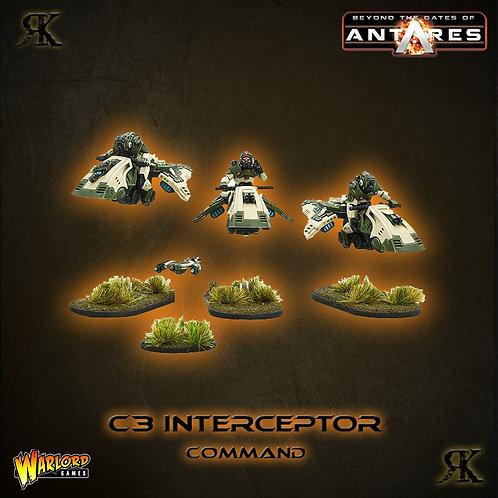 C3 Interceptor Command