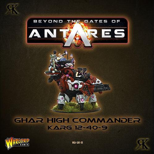 Ghar High Commander Karg 12-40-9