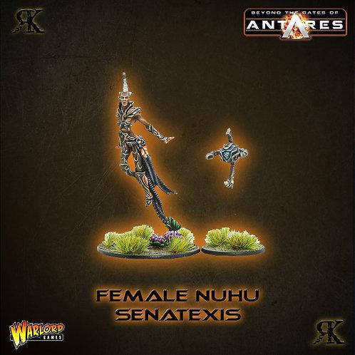 Female Isorian NuHu Senatexis