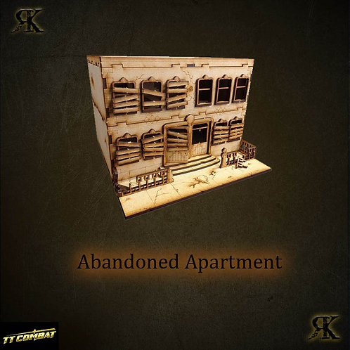 Abandoned Apartment