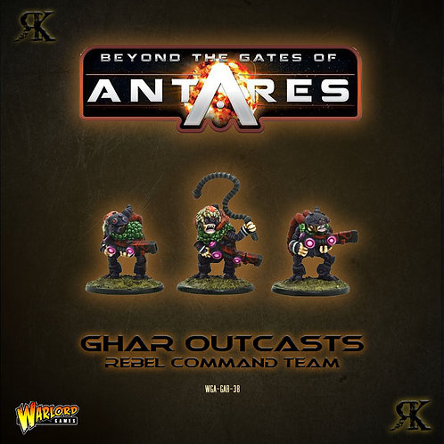 Ghar Outcasts: Rebel Command Team