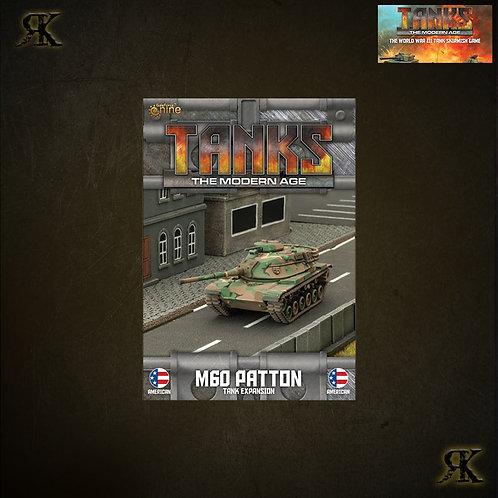US M60 Patton Expansion
