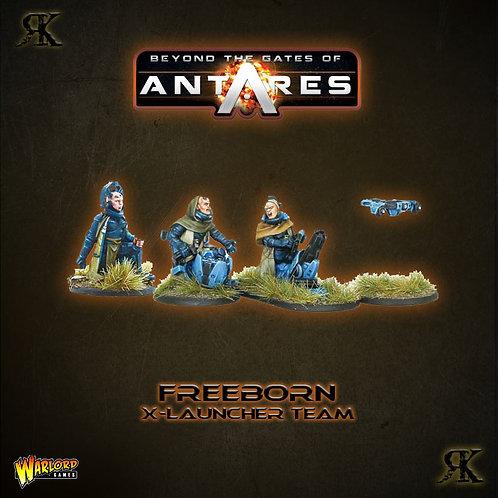 Freeborn X-Launcher