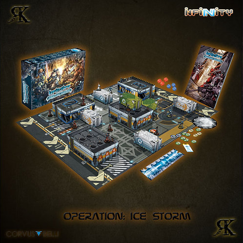 Infinity Operation Ice Storm