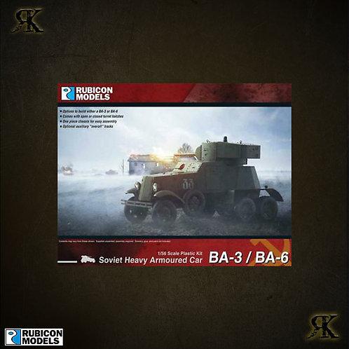 280084 BA03 / BA-6 Heavy Armoured Car