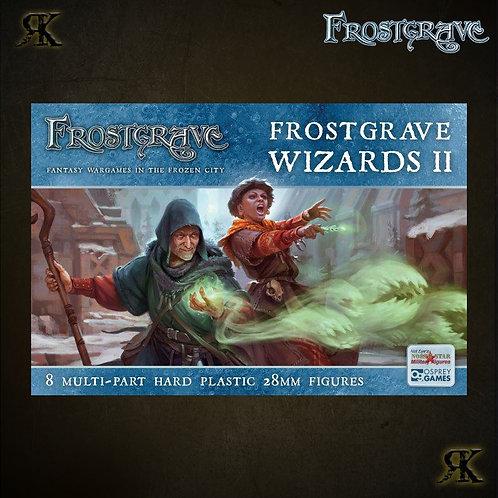 Frostgrave Wizards II (Female)