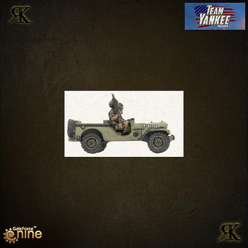 Recce Jeep Platoon (x3 Jeeps)