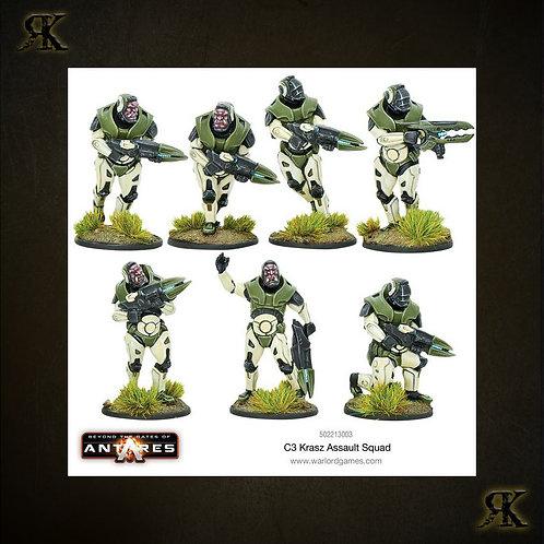 C3 Krasz Assault Squad