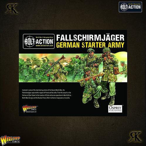 Fallshirmjager Starter Army