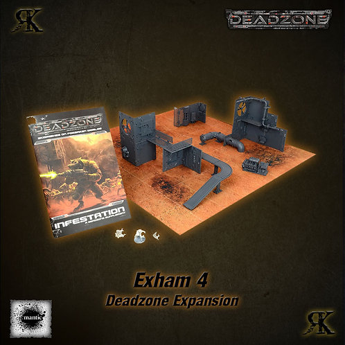 Deadzone: Infestation - Exham IV Expansion
