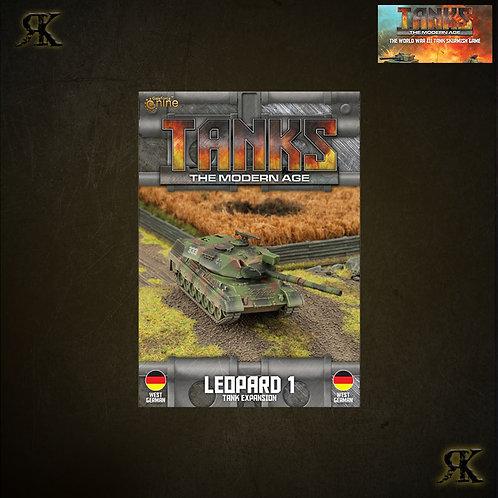 West German Leopard 1 Expansion
