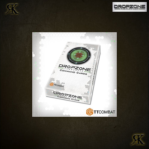 Dropzone Command Cards