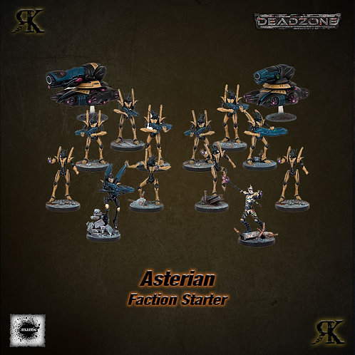 Asterian Faction Starter